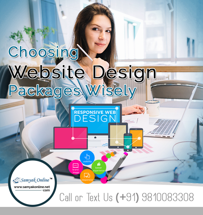 Choosing Affordable Website Packages